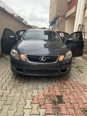 Lexus GS 2006 300 Automatic Gray | Cars for sale in Lagos State, Ajah