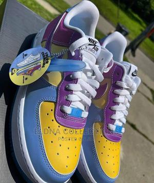 Nike Air Force 1colour Changing Sneakers   Shoes for sale in Lagos State, Ikeja