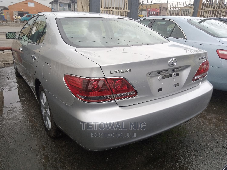 Lexus ES 2006 Silver | Cars for sale in Agboyi/Ketu, Lagos State, Nigeria