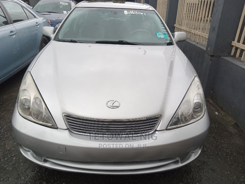 Lexus ES 2006 Silver