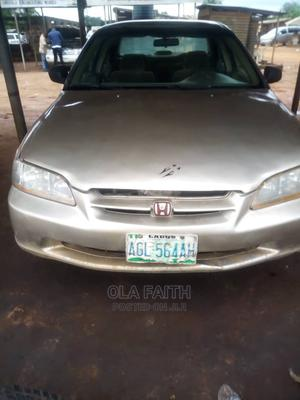 Honda Accord 1999 Gold   Cars for sale in Lagos State, Ikotun/Igando