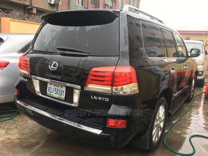 Lexus LX 2010 570 Black | Cars for sale in Lagos State, Surulere