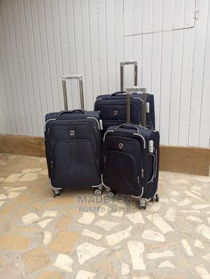 Tourist Navy Blue Good Partner Suitcase Luggage Bag   Bags for sale in Lagos State, Ikeja