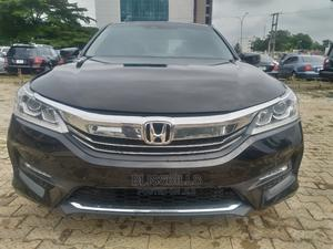 Honda Accord 2017 Black | Cars for sale in Abuja (FCT) State, Central Business District