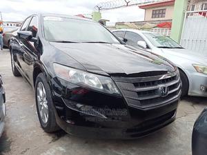 Honda Accord Crosstour 2010 EX-L Black | Cars for sale in Lagos State, Ikeja