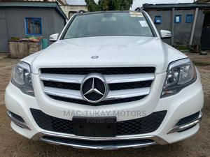Mercedes-Benz GLK-Class 2013 White | Cars for sale in Lagos State, Ojodu
