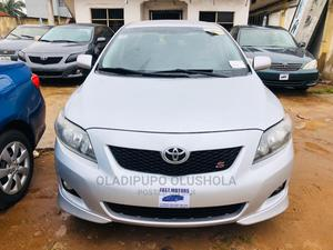Toyota Corolla 2009 Silver | Cars for sale in Ondo State, Akure