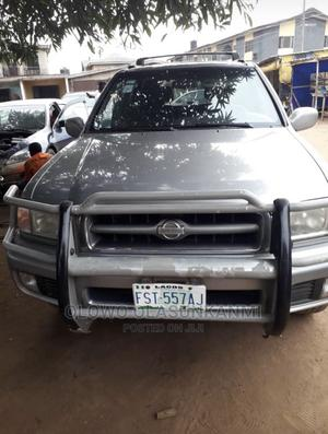 Nissan Pathfinder 2003 LE AWD SUV (3.5L 6cyl 4A) Silver | Cars for sale in Lagos State, Alimosho