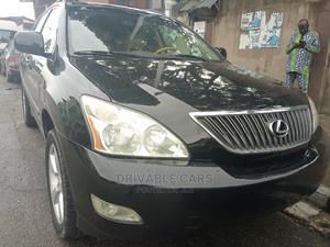 Lexus RX 2004 330 Black | Cars for sale in Lagos State, Amuwo-Odofin