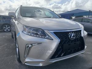 Lexus RX 2017 350 AWD Gold | Cars for sale in Lagos State, Apapa