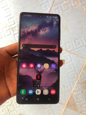 Samsung Galaxy A71 128 GB Blue   Mobile Phones for sale in Lagos State, Alimosho