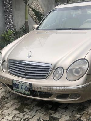 Mercedes-Benz E320 2005 Gold   Cars for sale in Oyo State, Ibadan