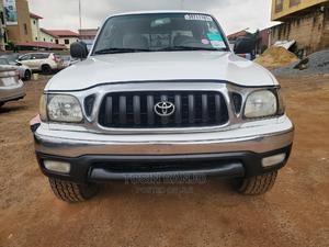 Toyota Tacoma 2003 White | Cars for sale in Lagos State, Ikeja