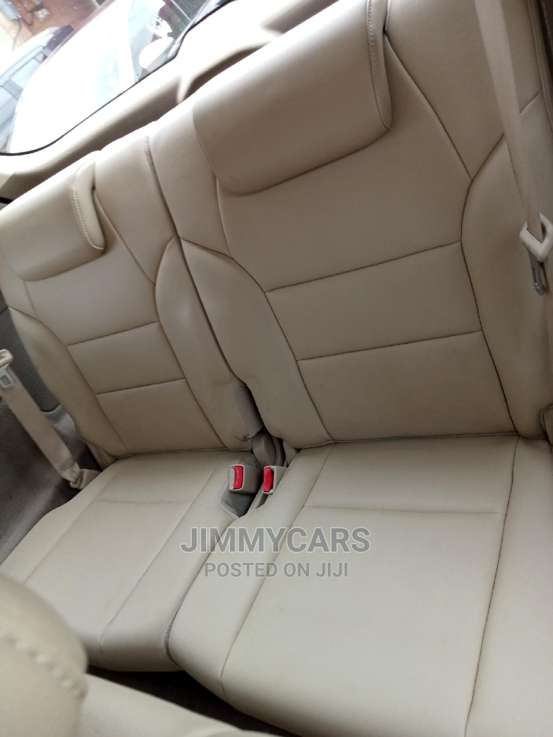 Archive: Acura MDX 2008 SUV 4dr AWD (3.7 6cyl 5A) White