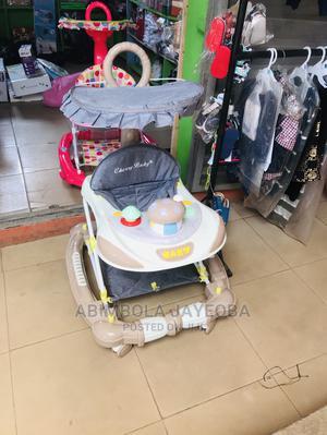 Cherrybaby Teach Me to Walk Baby Music Walker,Pusher Rocker | Children's Gear & Safety for sale in Oyo State, Ibadan