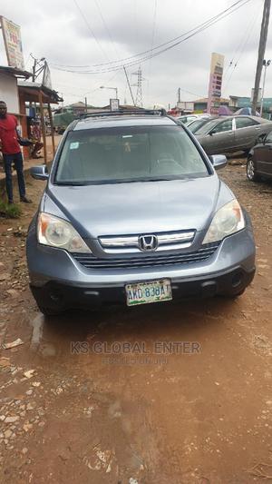 Honda CR-V 2008 2.0 RVSi Automatic Blue | Cars for sale in Lagos State, Ifako-Ijaiye