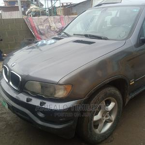 BMW X5 2003 3.0i Gray | Cars for sale in Lagos State, Ikotun/Igando