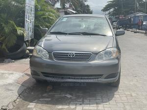 Toyota Corolla 2005 160i GL Limited Edition Gray | Cars for sale in Lagos State, Lekki