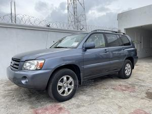 Toyota Highlander 2004 Blue | Cars for sale in Lagos State, Amuwo-Odofin