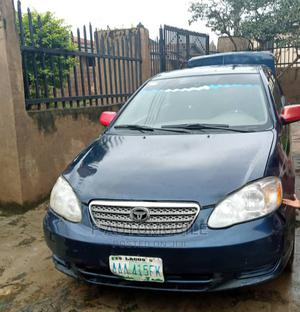 Toyota Corolla 2004 Sedan Automatic Blue | Cars for sale in Lagos State, Ajah