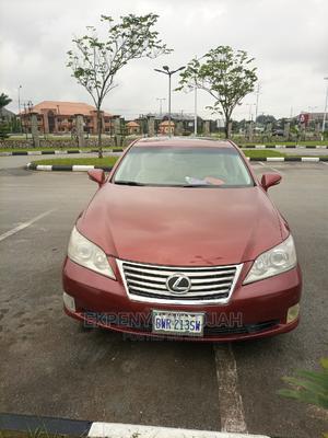 Lexus ES 2012 350 Red | Cars for sale in Akwa Ibom State, Uyo