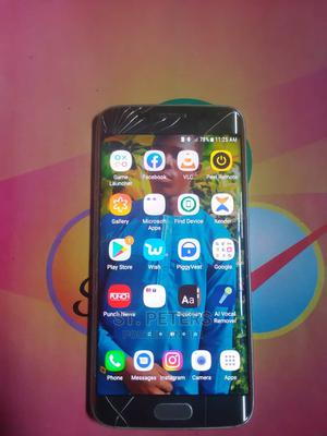 Samsung Galaxy S6 edge 64 GB Gold   Mobile Phones for sale in Lagos State, Ikorodu