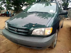 Toyota Sienna 1999 LE 4dr Blue | Cars for sale in Lagos State, Ikeja