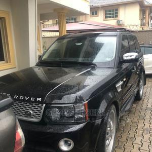 Land Rover Range Rover Sport 2009 Black | Cars for sale in Lagos State, Lekki