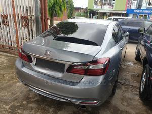 Honda Accord 2017 Silver | Cars for sale in Lagos State, Ifako-Ijaiye