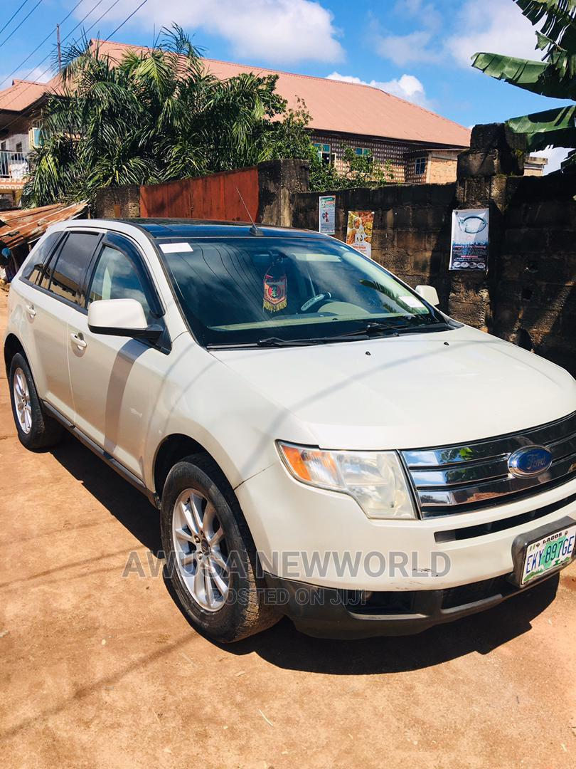 Ford Edge 2008 White   Cars for sale in Benin City, Edo State, Nigeria