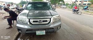 Honda Pilot 2009 Gray | Cars for sale in Lagos State, Amuwo-Odofin