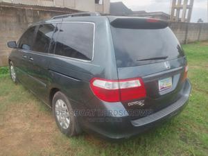 Honda Odyssey 2006 LX Gray | Cars for sale in Lagos State, Ikorodu