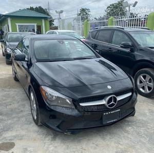 Mercedes-Benz CLA-Class 2015 Black | Cars for sale in Lagos State, Agege