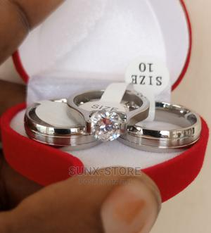 Titanium Wedding Ring   Wedding Wear & Accessories for sale in Abuja (FCT) State, Mpape