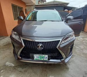 Lexus RX 2010 Gray | Cars for sale in Lagos State, Ojodu
