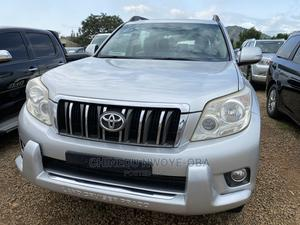 Toyota Land Cruiser Prado 2012 Silver   Cars for sale in Abuja (FCT) State, Central Business District