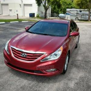 Hyundai Sonata 2012 Red | Cars for sale in Lagos State, Alimosho