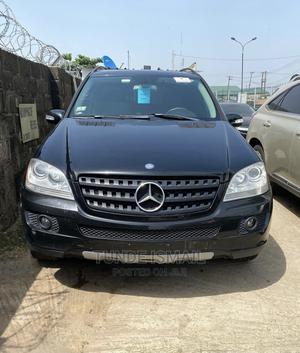 Mercedes-Benz M Class 2006 Black | Cars for sale in Lagos State, Agege