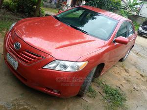 Toyota Camry 2008 2.4 LE Red   Cars for sale in Rivers State, Port-Harcourt