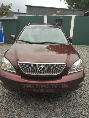 Lexus RX 2007 350 Brown   Cars for sale in Lagos State, Agege