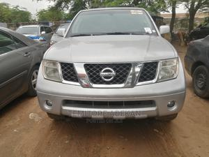Nissan Pathfinder 2006 SE 4x4 Silver | Cars for sale in Lagos State, Magodo