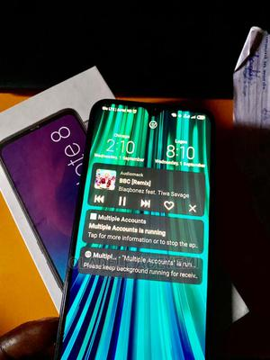 Xiaomi Redmi Note 8 64 GB Black   Mobile Phones for sale in Ondo State, Akure