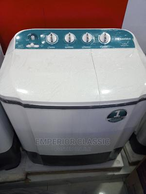 Hisense Washing Machine Toploader 7.2kg   Home Appliances for sale in Abuja (FCT) State, Wuse