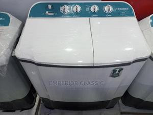 Hisense Washing Machine Toploader 10kg   Home Appliances for sale in Abuja (FCT) State, Wuse