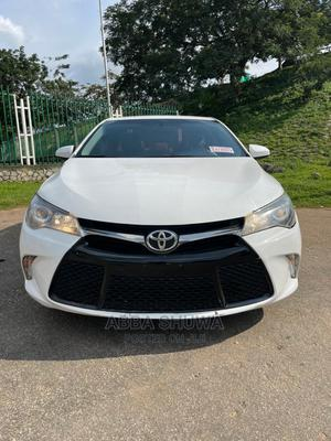 Toyota Camry 2015 White   Cars for sale in Abuja (FCT) State, Wuse 2
