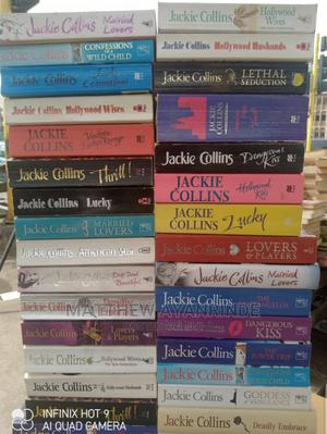 Jakie Collins Novels | Books & Games for sale in Lagos State, Yaba