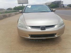 Honda Accord 2004 Automatic Gold | Cars for sale in Abuja (FCT) State, Garki 1
