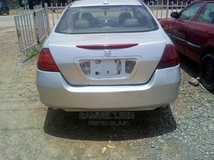 Honda Accord 2007 2.4 Exec Silver | Cars for sale in Niger State, Suleja