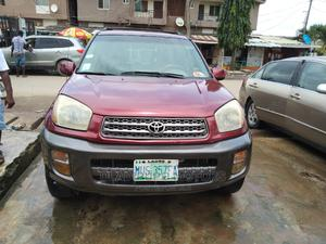 Toyota RAV4 2003 Automatic Red   Cars for sale in Lagos State, Alimosho