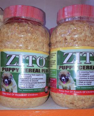 Zito Puppy Cereal Starter Foods | Pet's Accessories for sale in Lagos State, Ikorodu